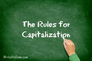 Capitalisation