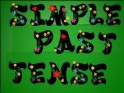 Simple Past Tense ( Di'li Geçmiş Zaman )