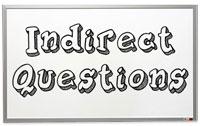 Reported Speech ( Dolaylı Konuşma ) , Soru Cümleleri