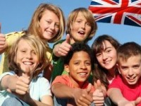 Çocuklara İngilizce Dersi